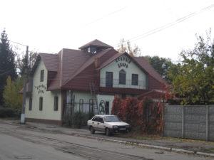 Ресторан Старий двір 1 листопада 2012